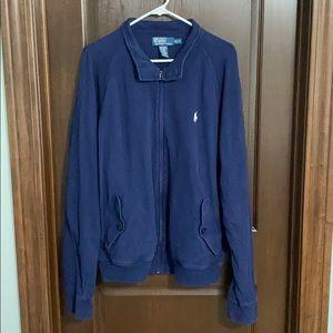 Ralph Lauren Heavy Zip Up Jacket